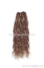 100% Brazilian Virgin Human Hair Extension