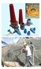 Shotcrete Spraying Nozzle for Shotcrete Machine
