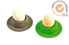 Food Grade Color Egg Stand in Silicone