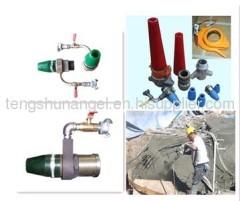 Mining Shotcrete Pump Spraying Nozzle Parts