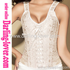 New Bridal Sexy Lace-up Corset
