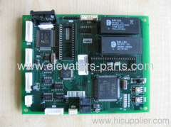 Mitsubshi LIFT Spare Parts P235707B000G01 pcb GOOD QUALITY