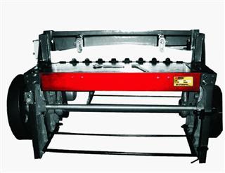 Solar Equipment Manual Shearing Machine