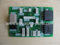 Mitsubshi LIFT Spare Parts DOR-590A pcb GOOD QUALITY