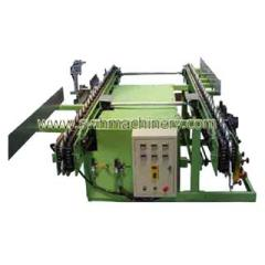 Automatic Cutting and Rounding Machine