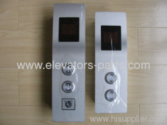 Mitsubshi Elevator spare parts Call box lift parts good quality