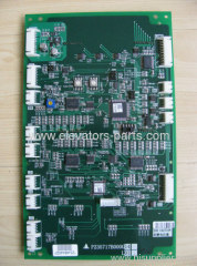 Mitsubshi Elevator Spare Parts P235717B000G14L01 PCB good quality
