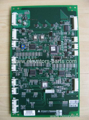 Mitsubshi Elevator Spare Parts P235717B000G14L01 PCB good quality