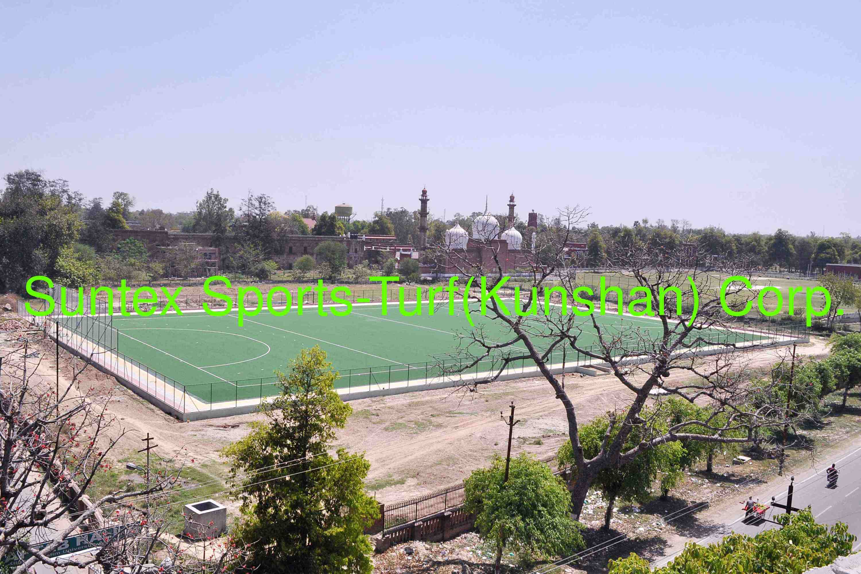 FIH certified hockey pitchs