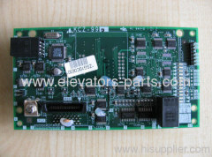 Mitsubshi lift Spare Parts KCZ-990A PCB good quality