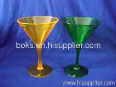 cheap plastic martini glasses
