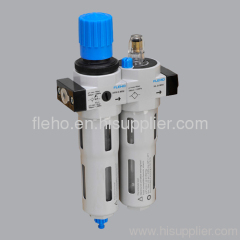 standard Air Source Treatment