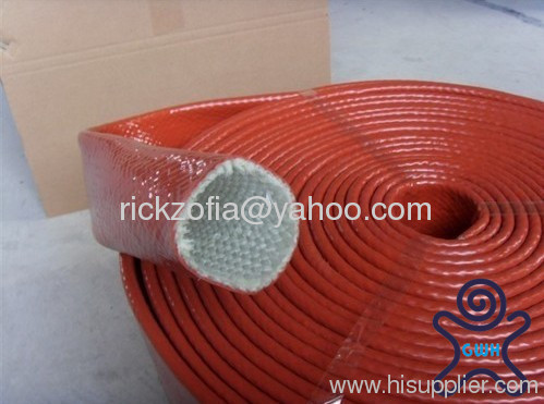 high temperature fiberglass sleeving