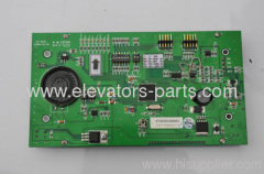 Otis Elevator Spare Parts PCB DCE23600E1 LCD Display Board