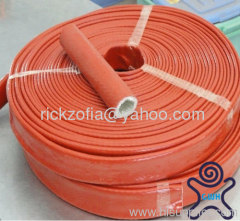 heat resistant insulated fire sleeve