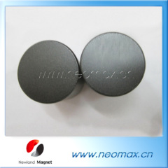 Neodymium Magnet Cylinder with Epoxy Coating