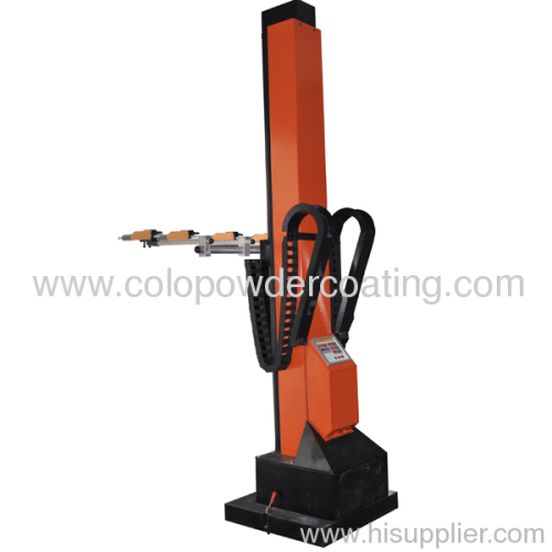 Good after-sale service automatic powder coating equipment