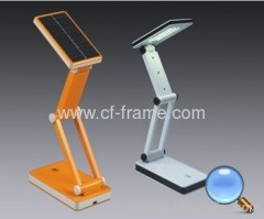 led solar foldable light