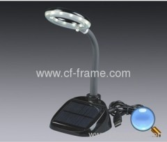 led solar reading light
