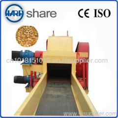 big machinery to crush wood