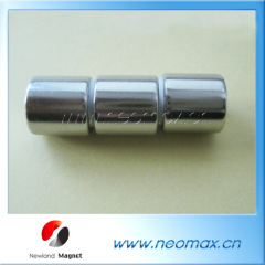 Neodymium Magnet with Nickel Coating