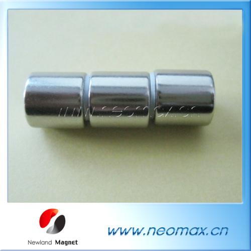 Neodymium Magnet with Nickel Coating