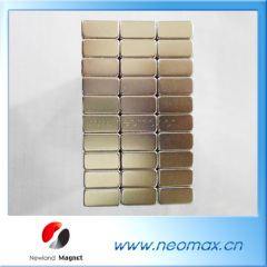 magnetized sintered neodymium magnets