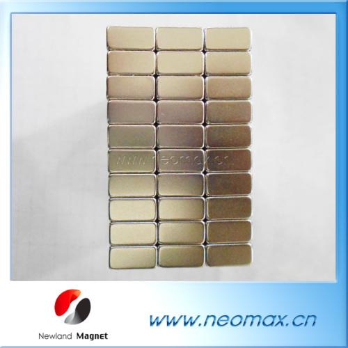 NdFeB Magnets customized shaped