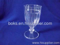 durable plastic wine cups
