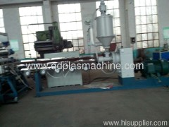 PE PP plastic sheet making machine