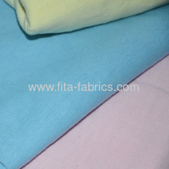 100% cotton knitting interlock dye fabric