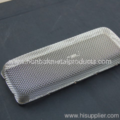 wire mesh basket/Stainless steel 316 wire basket