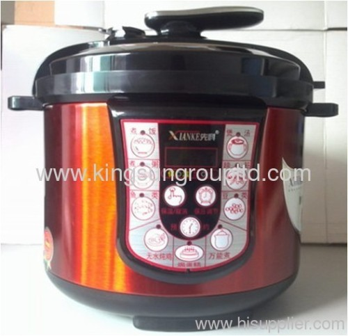 2013 new pressure cooker with many functions