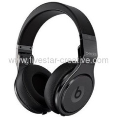 Beats By Dre Detox Pro Special Edition Over-Ear Headphones Black Wired