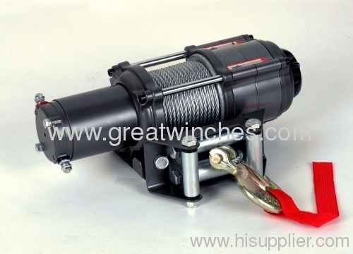 ATV Electric Winch With 5000lb Pulling Capacity (Star Model)