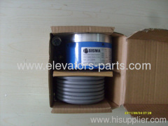 LG-Otis Elevator Spare Parts encoder lift parts