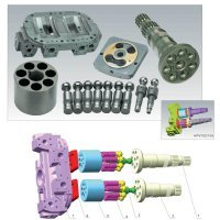 OEM Hitachi HPV102 (EX200-5 6) pump parts with nice price
