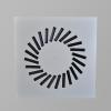 Ventilation parts - square Diffuser