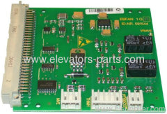 Schindler Elevator Lift Parts ID.NR.591544 PCB Car Communication Circuit Board