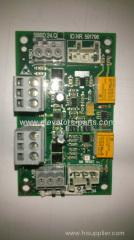 Schindler elevator parts pcb ID.NR.591796 Schindler elevator control board panel