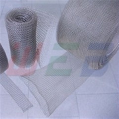 knitted wire mesh for airbag inflator filter