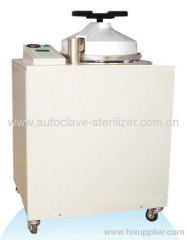 Pulsation Steam Vacuum Vertical Sterilizer