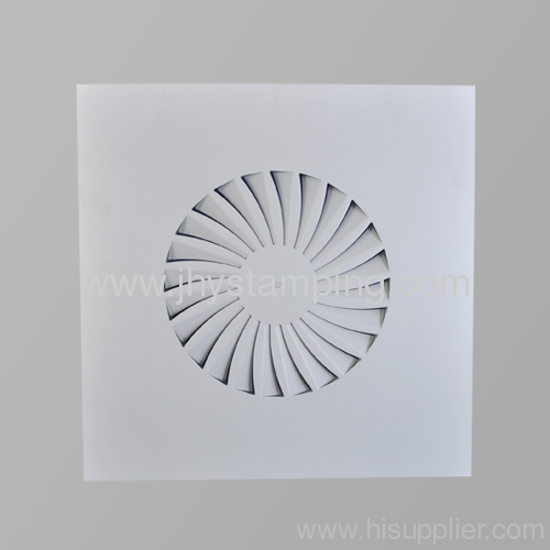 SPCC square air diffuser