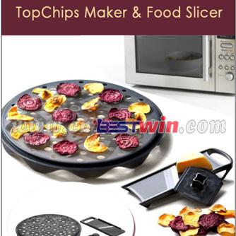 TOPCHIP MAKER & FOOD SLICER