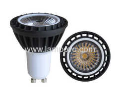 GU10 3W 4W COB LED SPOT LAMP CALCULUS LENSE