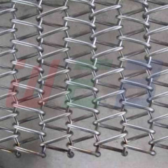decorative wire mesh for metal curtain