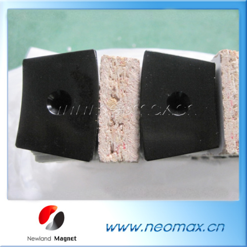 Neodymium Magnet with countersunk hole