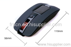 Protable RF wireless optical usb mouse without battery