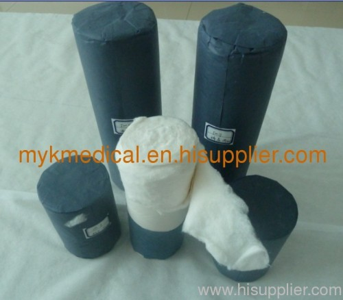 Wool Roll Absorbable Cotton China From