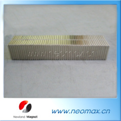 Magnetic square block Ndfeb